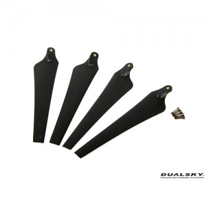 "엑스캅터 - [DUALSKY] 15x5.2"" Folding Prop for XM5010/5015 (CW+CCW) - 강력추천!"