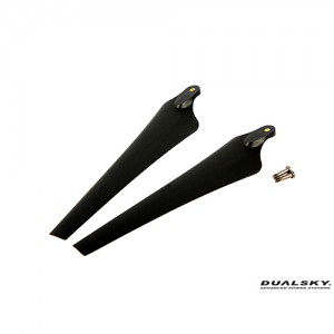 "엑스캅터 - [DUALSKY] 15x5.2"" Folding Prop for XM5010/5015 (Clock Wise) - 강력추천!"