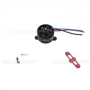 엑스캅터 - [S900 부품] S900 PART 22 S900 4114 MOTOR WITH RED PROP COVER
