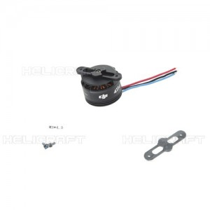 엑스캅터 - [S900 부품] S900 PART 21 4114 MOTOR WITH BLACK PROP COVER