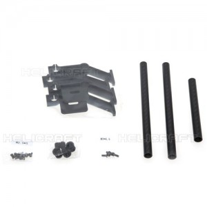 엑스캅터 - [S900 부품] S900 PART 19 GIMBAL DAMPING CONNECTING BRACKETS