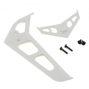 드론장 - Stabilizer Fin Set, White: 200 SR X