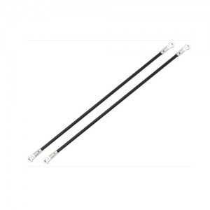 CNC AL Tail Boom Support Set (Silver) - Blade 180 CFX - 드론정보 & 쇼핑