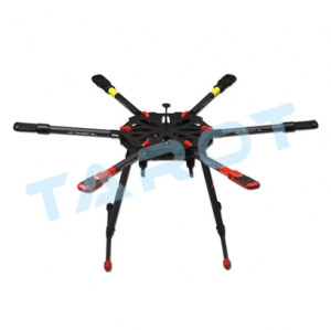 [TR] X6 Folding HexaCopter Frame Kit(960mm) - 강력추천!  - 드론정보 & 쇼핑