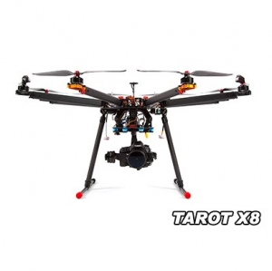 [TR] X8 Folding OctoCopter Frame Kit(1050mm) - 강력추천! - 드론정보 & 쇼핑