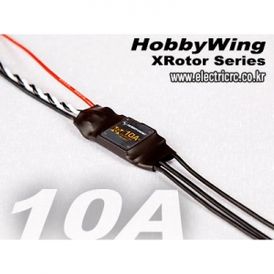 엑스캅터 - 하비윙 XRotor 10A Wired Type (HobbyWing ESC)