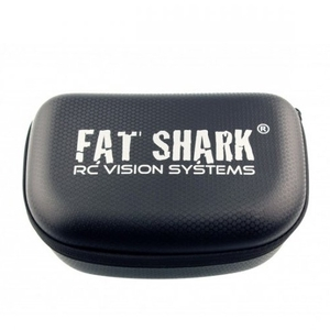 [팻샥 부품] FatShark HEADSET/FACEPLATE CARRY CASE - 드론정보 & 쇼핑