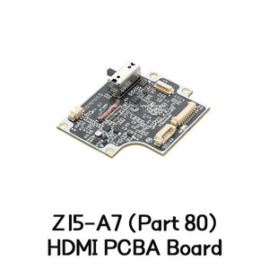 엑스캅터 - Z15-A7 Part80 HDMI PCBA Board
