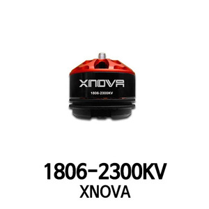 엑스캅터 - [XNOVA] 1806-2300KV supersonic racing FPV motor