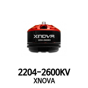 엑스캅터 - [XNOVA] 2204-2600KV supersonic racing FPV motor