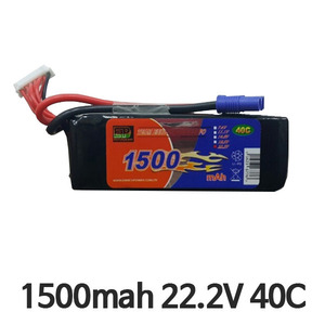 EP Power 1500mah 22.2V 40C EC3잭 리포배터리