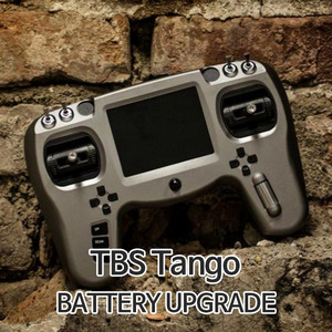 엑스캅터 - TBS 탱고 FPV 조종기 (BATTERY UPGRADE / Tango)