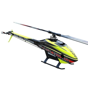 엑스캅터 - RC 헬기 SAB 고블린 SG651 BLACK NITRO YELLOW/CARBON