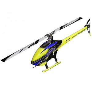 엑스캅터 - RC 헬기 SAB 고블린 770 Competition Flybarless Electric Heli Blue Kit