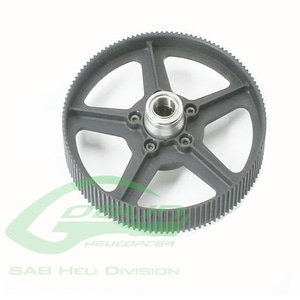 엑스캅터 - H0502-S - Platic Main Pulley - Goblin 380