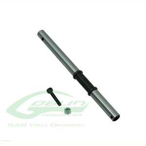 엑스캅터 - H0507-S - Steel Main Shaft - Goblin 380