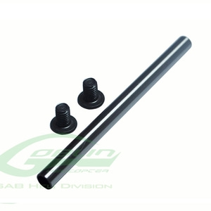 엑스캅터 - H0508-S - Steel Spindle Shaft - Goblin 380