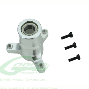 엑스캅터 - H0522-S - Aluminum Main Shaft Support - Goblin 380