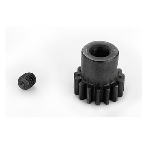 엑스캅터 - Hobbywing 15T 5mm M1 STEEL PINION GEAR