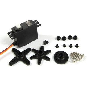 엑스캅터 - DS257R Digital Tail Servo(Blucore)