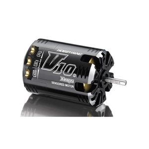 엑스캅터 - 최고급모터:XERUN-V10-6.5T-BLACK V10 G2 Sensored Brushless Motor (5000KV)