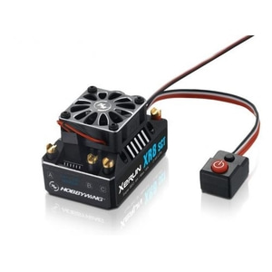 엑스캅터 - XeRun XR8 SCT Sensored Brushless ESC (140A 변속기)