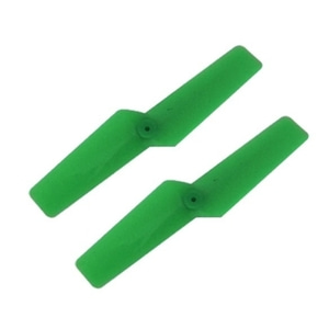 엑스캅터 - Nano CPX/CPS Plastic Tail Blade 42mm-Green