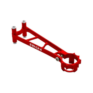 CNC AL 6mm Motor Mount Set (Red) - Blade Nano QX/FPV - 드론정보 & 쇼핑