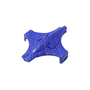 엑스캅터 - Hydrographics Canopy (Blue Carbon) - Blade Inductrix/Eachine E010