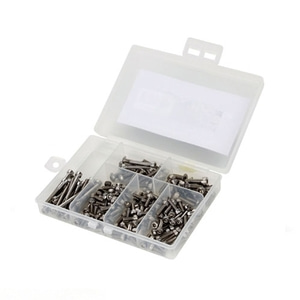 엑스캅터 - Stainless Steel Screw Set: TLR 8ight 3.0 buggy