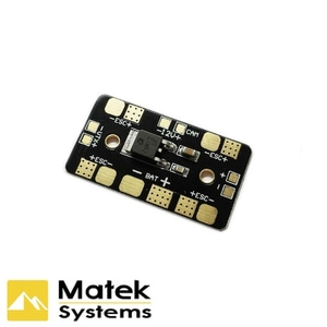엑스캅터 - Matek Mini PDB distributor