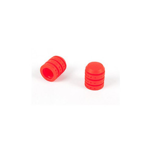 엑스캅터 - [TR] Landing Skid Rubber End (Red/16Φ)