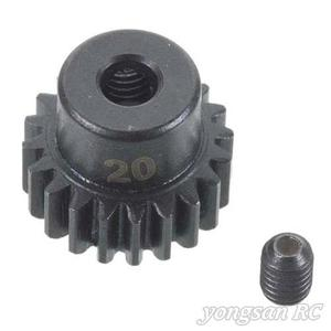 엑스캅터 - Thunder Tiger Motor Pinion Gear 20T DT12