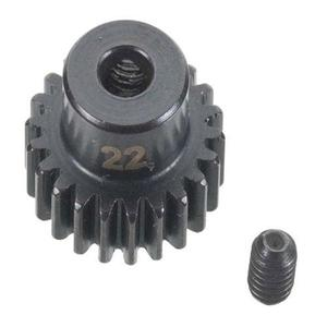 엑스캅터 - Thunder Tiger Motor Pinion Gear 22T DT12 (48 Pitch )