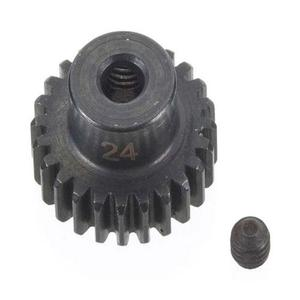 엑스캅터 - Thunder Tiger Motor Pinion Gear 24T DT12 (48 Pitch )