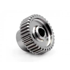 엑스캅터 - HPI ALUMINUM RACING PINION GEAR 33T (64 PITCH)