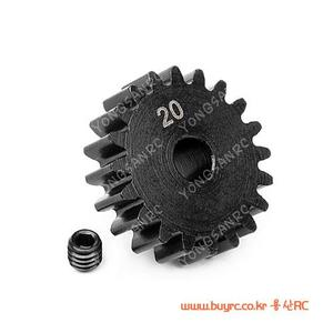 엑스캅터 - PINION GEAR 20 TOOTH (1M / 5mm SHAFT)
