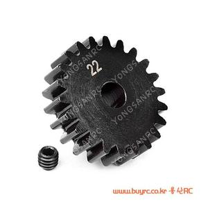 엑스캅터 - PINION GEAR 22 TOOTH (1M / 5mm SHAFT)