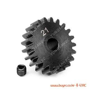 엑스캅터 - PINION GEAR 21 TOOTH (1M / 5mm SHAFT)