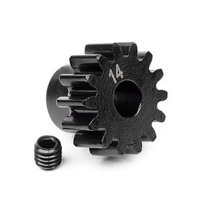 엑스캅터 - HPI Pinion Gear 14 Tooth(1M/5mm Shaft)