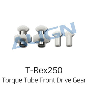 드론장 - 얼라인 티렉스 250 Torque Tube Front Drive Gear Set