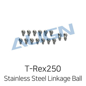 엑스캅터 - ALIGN T-Rex250SE Stainless Steel Linkage Ball(A) - 1.3mm Hole