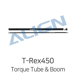엑스캅터 - 얼라인 티렉스 450L Dominator Torque Tube & Boom Assembly