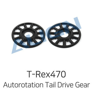 드론장 - 얼라인 티렉스 470LT 104T Autorotation Tail Drive Gear
