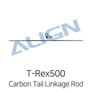 드론장 - 얼라인 티렉스 500X Carbon Fiber Tail Linkage Rod
