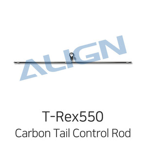 ALIGN T-Rex550X Carbon Tail Control Rod Assembly - 드론정보 & 쇼핑