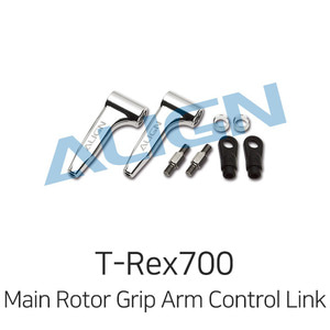 ALIGN T-Rex700 DFC Main Rotor Grip Arm Integrated Control Link Set - 드론정보 & 쇼핑