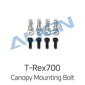 ALIGN T-Rex700E DFC Canopy Mounting Bolt - 드론정보 & 쇼핑
