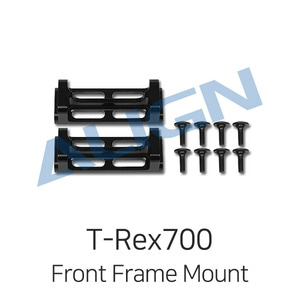 ALIGN T-Rex700N DFC Front Frame Mount - 드론정보 & 쇼핑