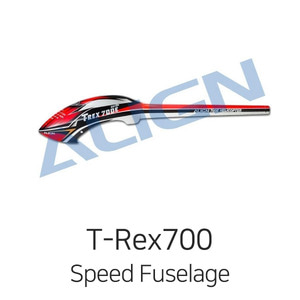 ALIGN T-Rex700E Speed Fuselage(Red&White) - 강력추천! - 드론정보 & 쇼핑